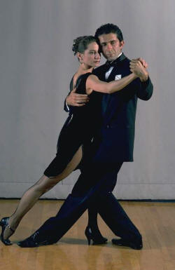 Ballroom Dance Club of Oklahoma City - Couple Dancing